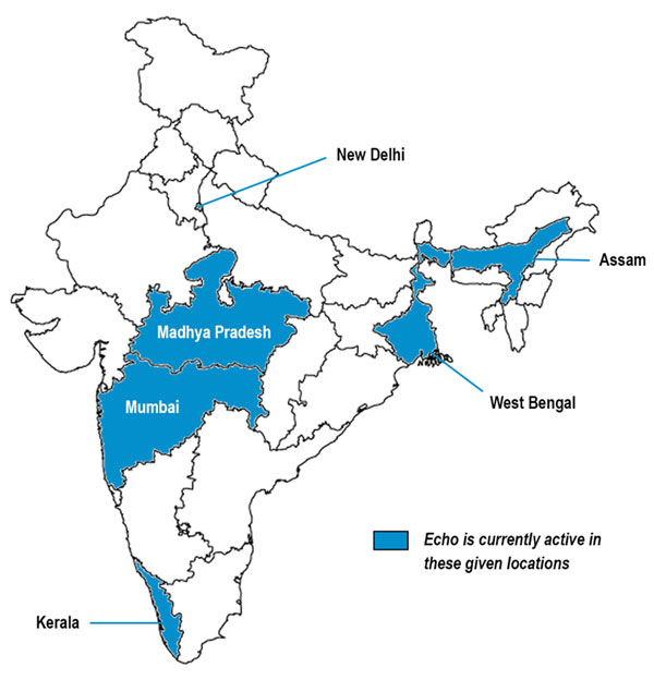 Echo in Indian States